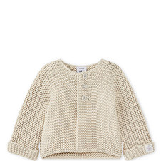 Made Knit Cardigan Baby