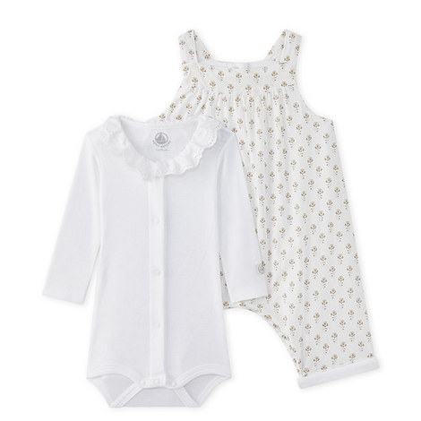 Mairie Shirt & Romper Set Baby, ${color}