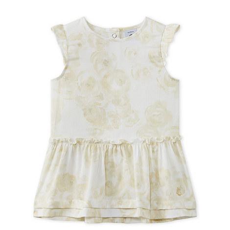 Mariette Floral Print Dress Baby, ${color}