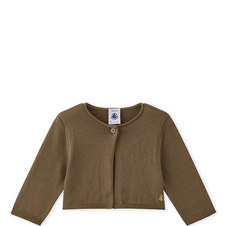 Marelie Cropped Cardigan Baby