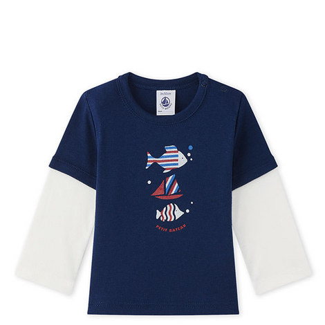Manche T-Shirt Baby, ${color}