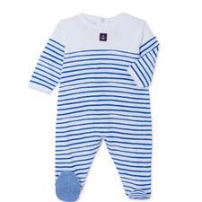 Striped Romper Baby