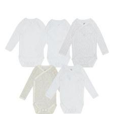 5-Pack Bodysuit Multi Pack