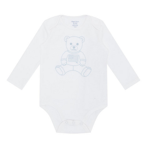 Bear Bodysuit Baby, ${color}