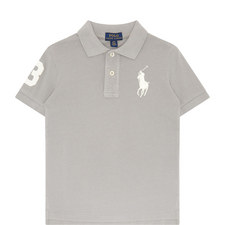 Logo Polo Shirt Kids