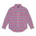 Check Print Shirt, ${color}