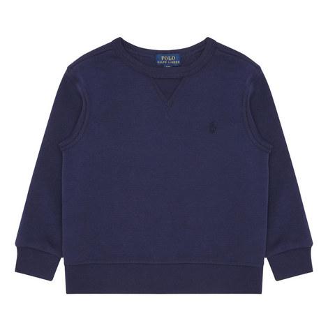 Crew Neck Sweater Kids, ${color}