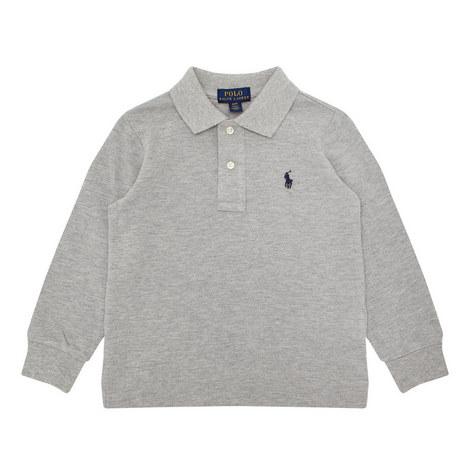 Piqué Polo Shirt Toddler, ${color}