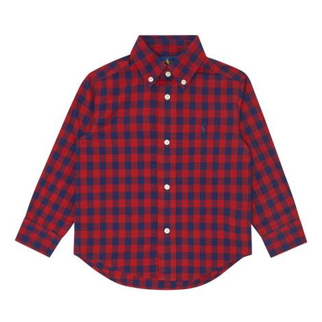 Check Shirt Toddler, ${color}