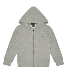 Zip-Through Hoodie Kids