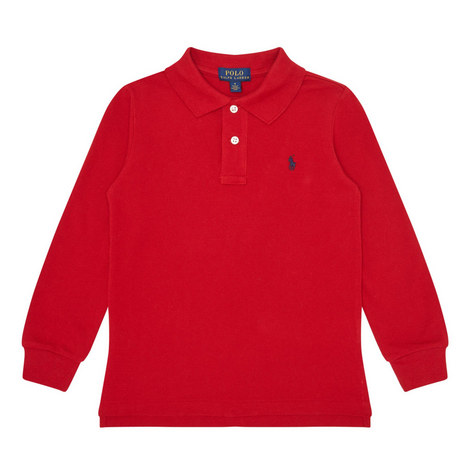 Piqué Polo Shirt Kids, ${color}