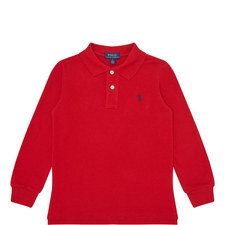 Piqué Polo Shirt Kids