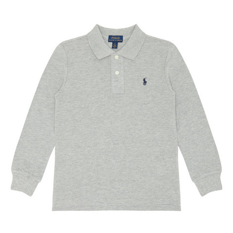 Piqué Polo Shirt Kids, ${color}