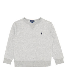 Crew Neck Sweatshirt Kids