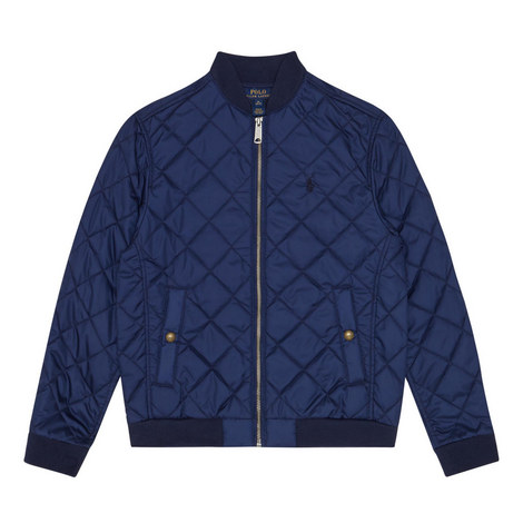 Quilted Bomber Jacket, ${color}