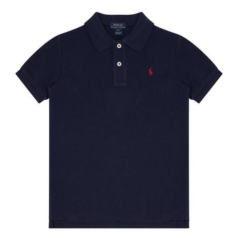 Short Sleeve Polo Shirt Kids, ${color}