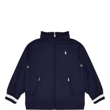 Zip-Up Wind Jacket Kids