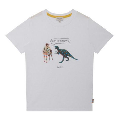 Crew Neck T-Shirt Kids, ${color}