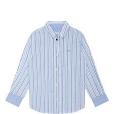 Stripe Print Shirt Kids
