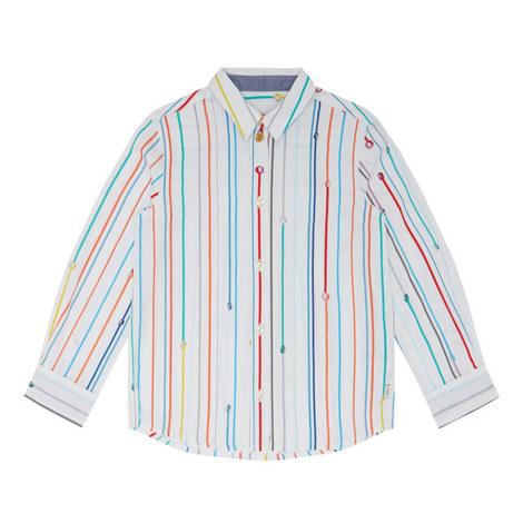 Long Sleeved Nandou Shirt Kids, ${color}