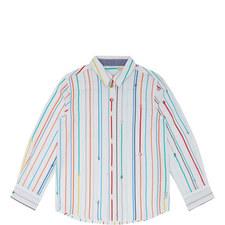 Long Sleeved Nandou Shirt Kids