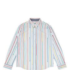 Long-Sleeved Nandou Shirt Kids