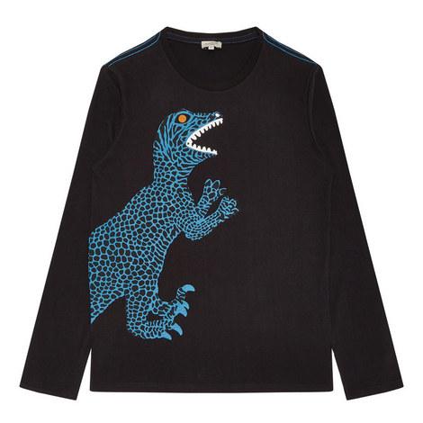 Parry Dinosaur T-Shirt Teens, ${color}