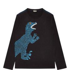 Parry Dinosaur T-Shirt Teens