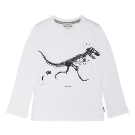 Picaro Dinosaur Print T-Shirt Kids, ${color}