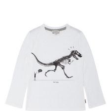 Picaro Dinosaur Print T-Shirt Kids