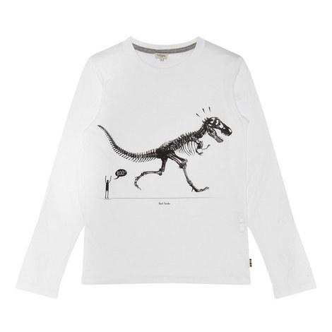 Picardo Dinosaur Print Top Teens, ${color}