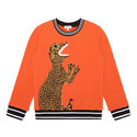 Philippus Dinosaur Sweatshirt Kids, ${color}