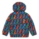 Dinosaur Print Paulin Jacket Kids, ${color}