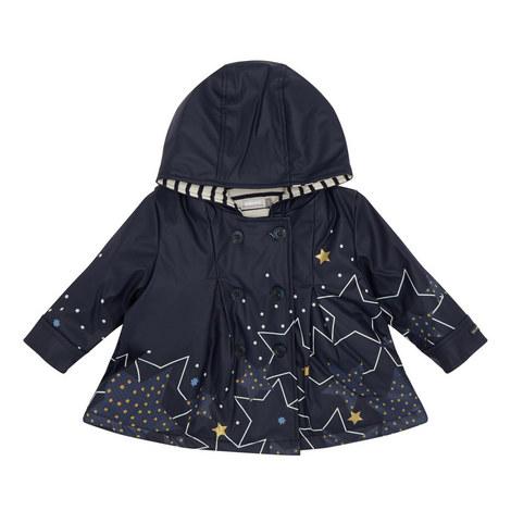Star Print Coat Baby, ${color}