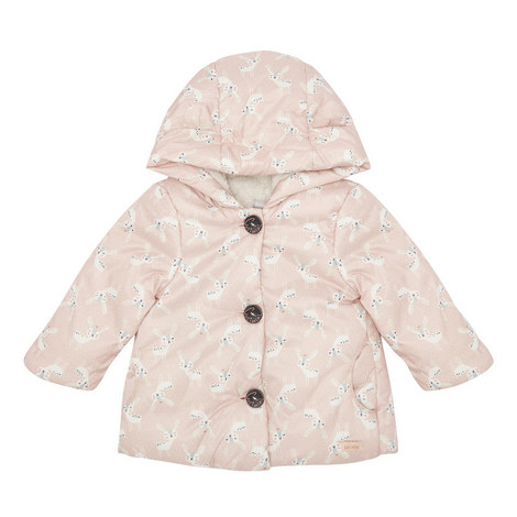 Fawn Print Coat Baby, ${color}