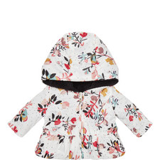 Floral Reversible Coat Baby