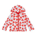 Reversible Printed Hoody Toddler, ${color}