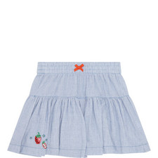 Chambray Culottes Toddler