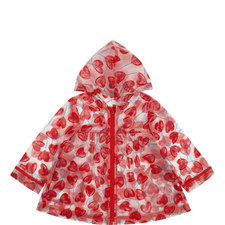 Heart Lolly Raincoat Toddler