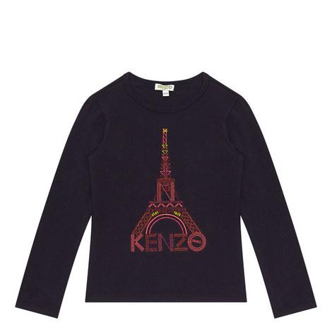 Eiffel Tower Top Kids, ${color}