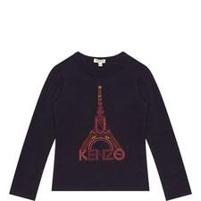 Eiffel Tower Top Kids