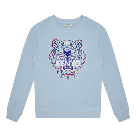 Tiger Sweatshirt Kids, ${color}