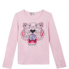 Roaring Tiger T-Shirt Kids