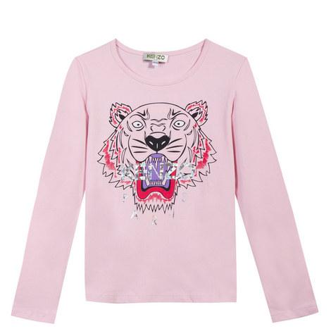 Roaring Tiger T-Shirt Teens, ${color}