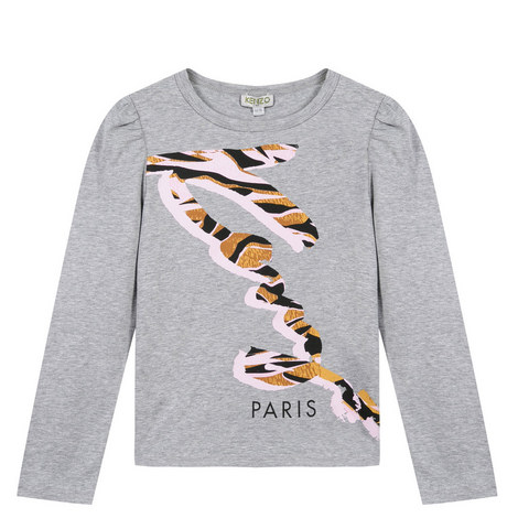 Callie Tiger T-Shirt Kids, ${color}