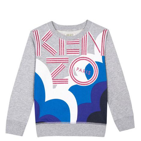 Bold Logo Sweatshirt, ${color}
