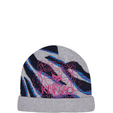 Consuela Wool-Blend Hat Kids