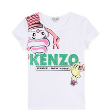 Ice-Cream T-Shirt Teen