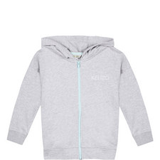 Zip-Through Hoodie Teens