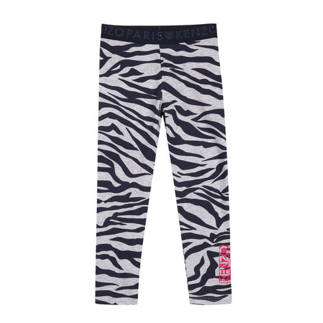 Tiger Print Legging Teens, ${color}